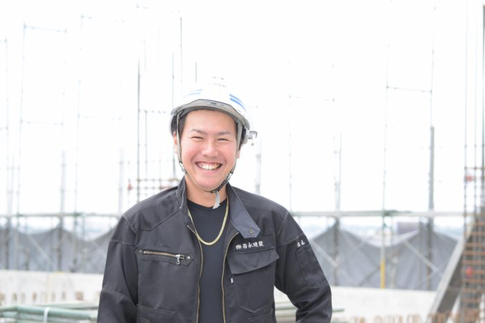 岩永建設の社長