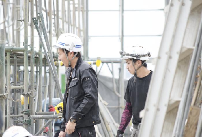 日本一の型枠解体会社