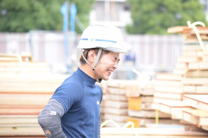 日本一の型枠解体業のコミュニケーション力